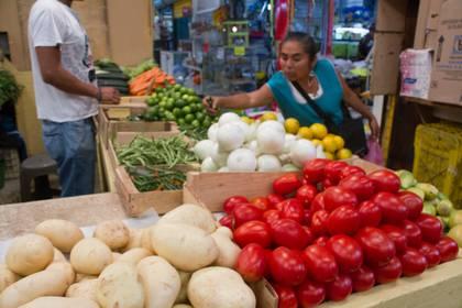 La inflación interanual de México se aceleró hasta febrero a su mayor nivel desde mediados del año pasado debido a incrementos de precios en productos agropecuarios (FOTO: VICTORIA VALTIERRA /CUARTOSCURO)