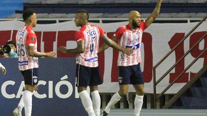 Junior recibe esta noche a River, con uno de los goleadores de la Libertadores