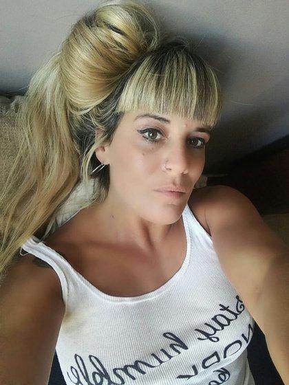 Magaly Rodríguez vive en Mar del Plata y es madre de dos varones de 11 y 6 años