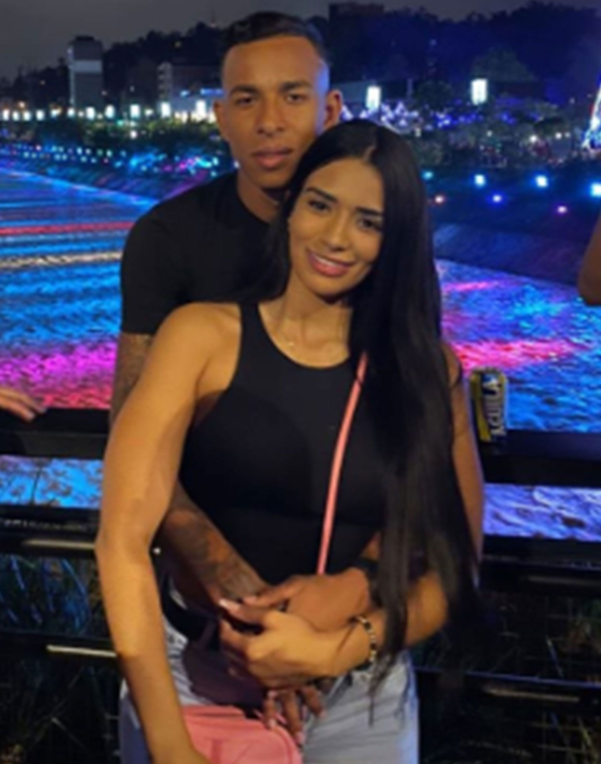 """Nunca ejercí violencia de ningún tipo sobre mi ex novia, Daniela Cortés"", escribió Villa (Foto: danicortesms)"