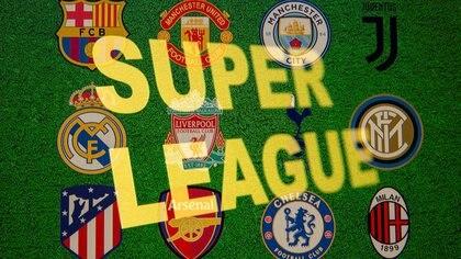 """La Superliga europea lanzó un duro comunicado: acusó presiones a los clubes ingleses y anticipó un """"rediseño"""" del proyecto"""