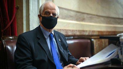Jorge Taiana, senador del Frente de Todos