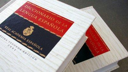 El Diccionario de la Lengua Española de la Real Academia