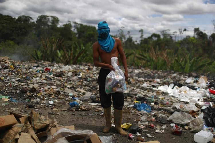 Miles de Venezolanos viven en la frontera con Brasil