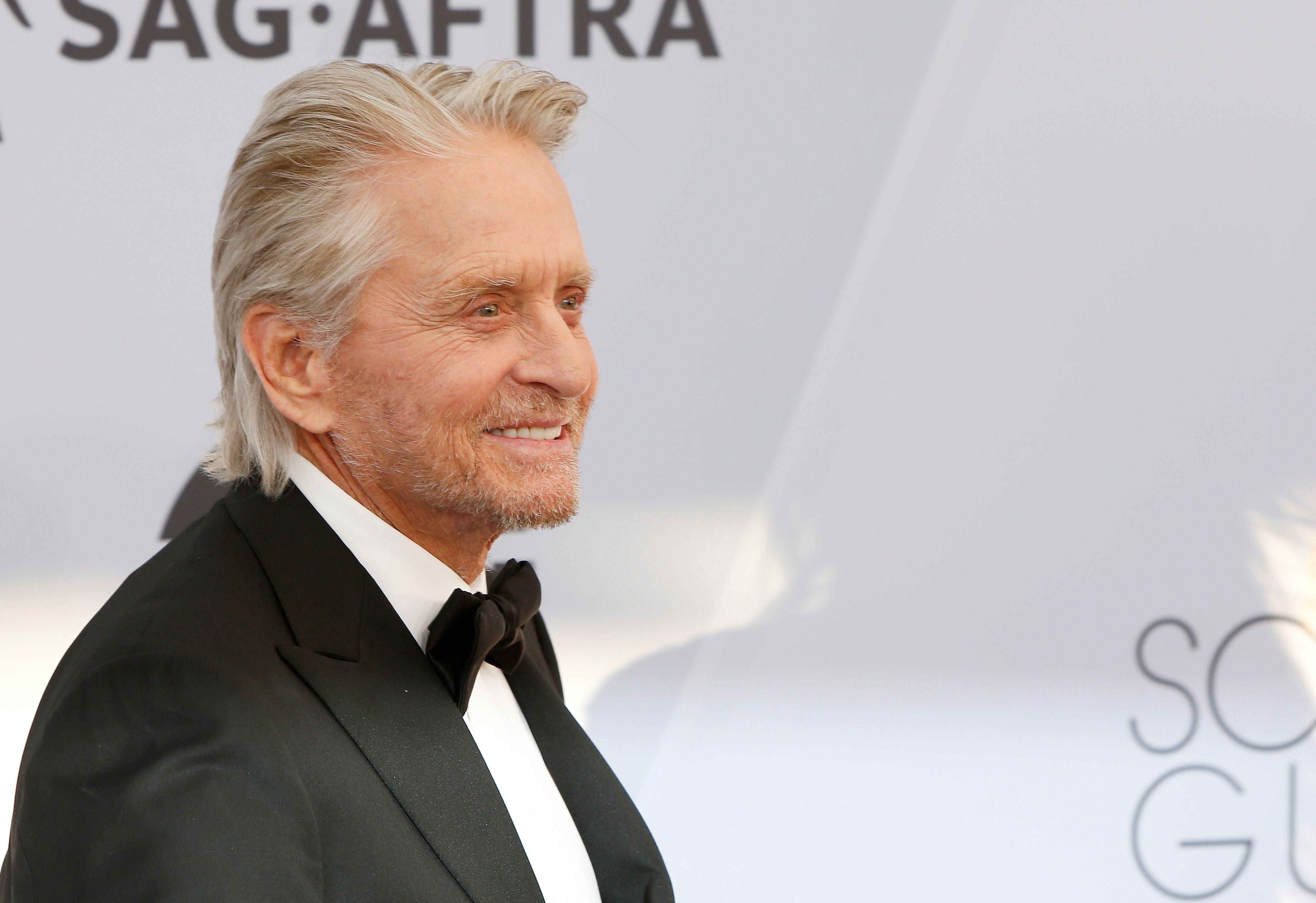 En la imagen, el actor, Michael Douglas. EFE/EPA/NINA PROMMER/Archivo