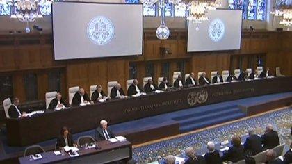 La Corte Penal Internacional, en La Haya