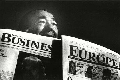 Tras la compra del Daily Mirror, el magnate se consolidó como tal agregando nuevas empresas, siempre por medio de sus esquemas opacos de movimientos de fondos entre unas y otras (David Rose/ The Independent/ Shutterstock)