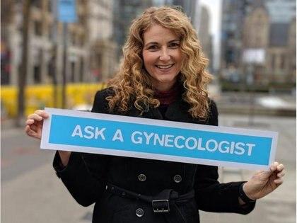 "La ginecóloga canadiense-americana Jen Gunter, conductor del show Jensplaining y autora del flamante best seller ""La biblia de la vagina"". (CBC)"
