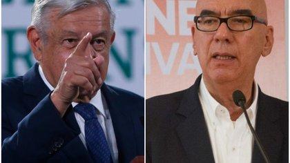 """La dura crítica de Dante Delgado a AMLO: """"México necesita un presidente, no un líder de plaza pública"""""""