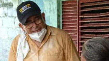 Waldo Santeliz fue asesinado durante un acto de campaña en el estado Trujillo