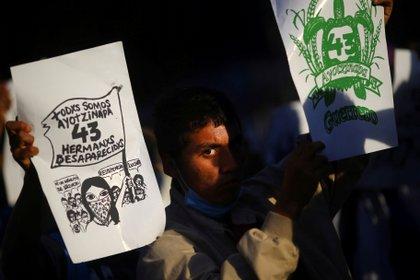 """Las autoridades revelaron que los alias en dichos mensajes eran """"Soldado del Amor"""" y """"Silver"""" (Foto: REUTERS/Edgard Garrido)"""
