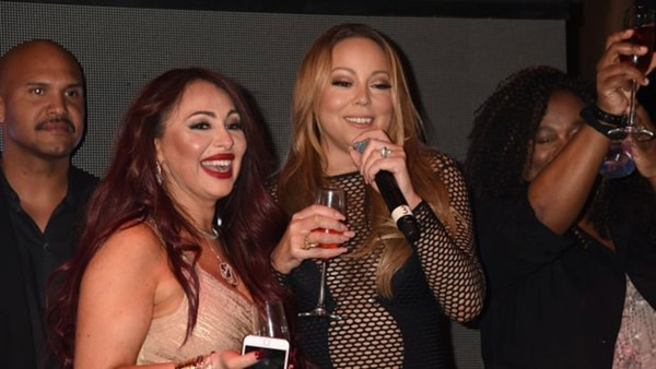 Mariah Carey despidió a su representante Stella Bulochnikov en noviembre del 2017