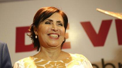 Rosario Robles fue secretaria federal durante el sexenio de Enrique Peña Nieto (Foto: Cuartoscuro)