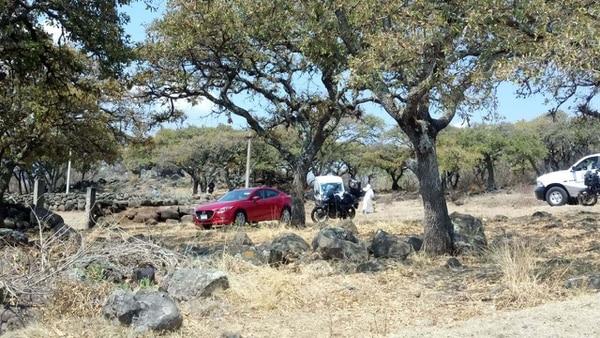 En el paraje Las Flores, de Morelia, fue hallado el cuerpo de la candidata de 25 años.