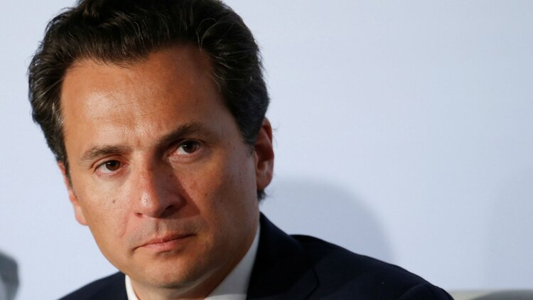 El ex director de Pemex, Emilio Lozoya (Foto: Reuters)