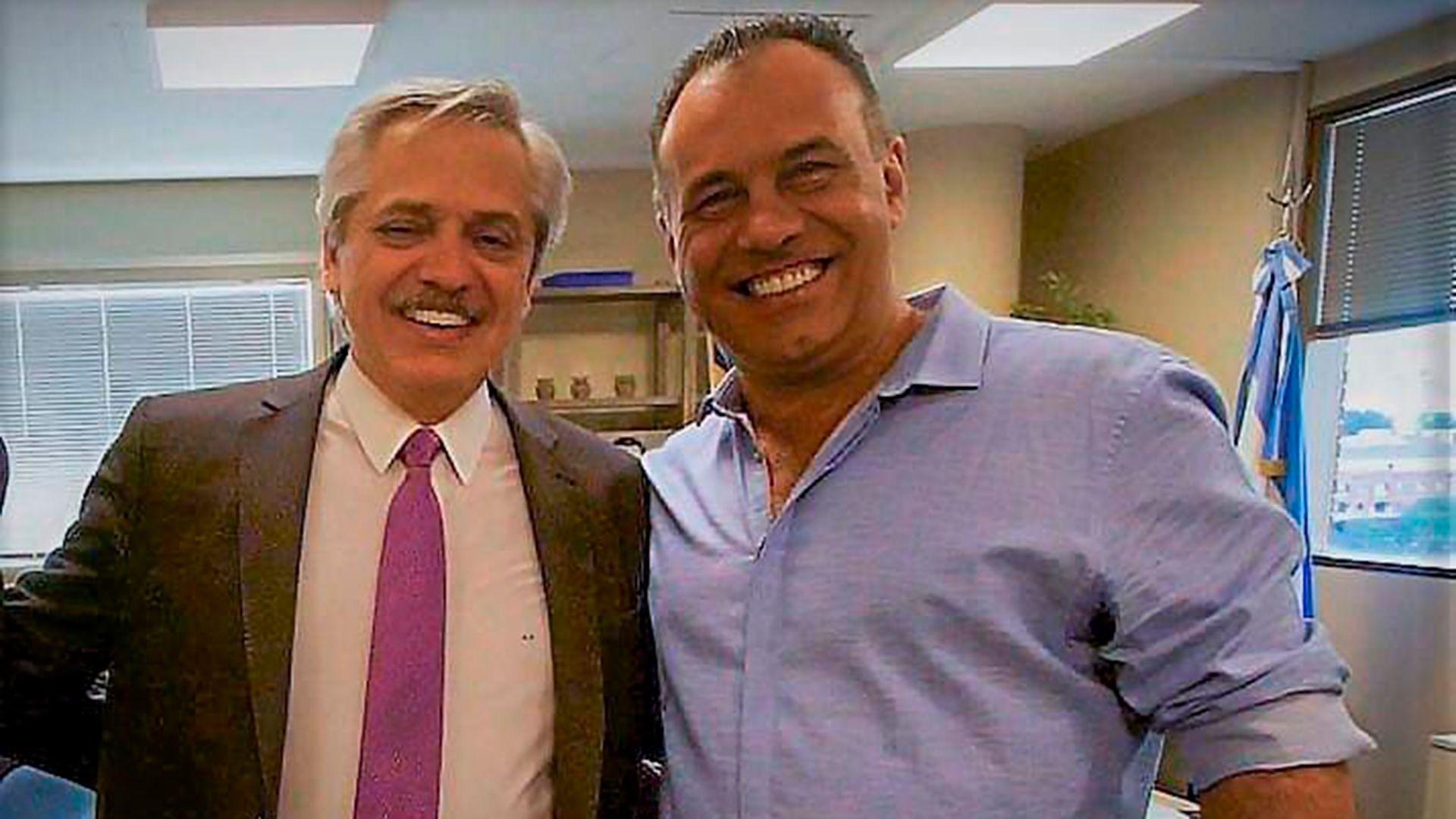 Daniel Capitanich embajador en Nicaragua alberto fernandez