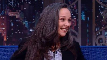 Ana Lilian de la Macorra (Foto: captura de video)