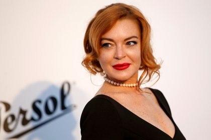 """Lindsay Lohan protagonizó """"Juego de Gemelas"""" cuando era una actriz infantil. (Foto: REUTERS/Stephane Mahe/Archivo)"""