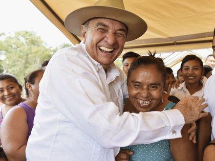 Miguel Aysa González, gobernador de Campeche (Foto: Especial)