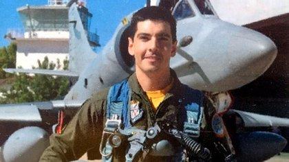 Gonzalo Fabián Britos Venturini, el piloto muerto en el accidente