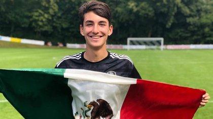 Diego Abreu ha sido convocado a la selección mexicana en varias ocasiones (Foto: Instagram/ @diegoabreux)