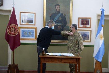 El acuerdo se firmó pasado el mediodía de hoy