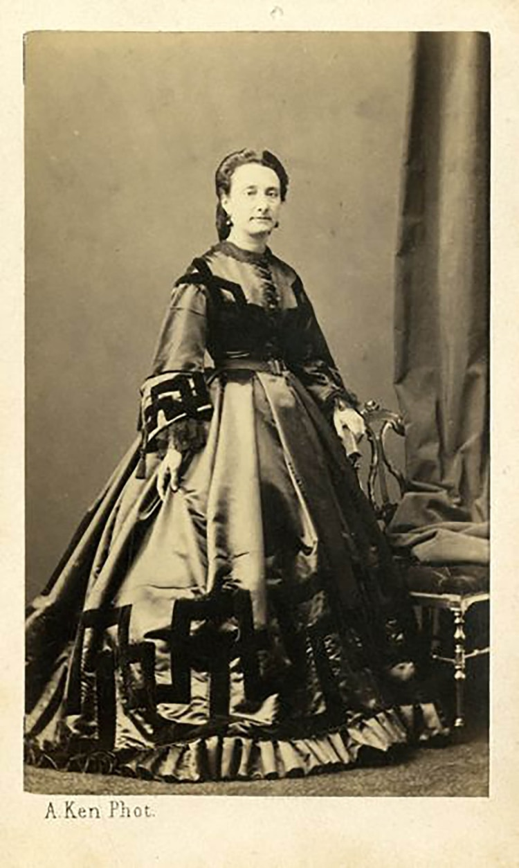 Merceditas, la hija del general San Martín
