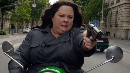 "Melissa McCarthy en ""Spy"""