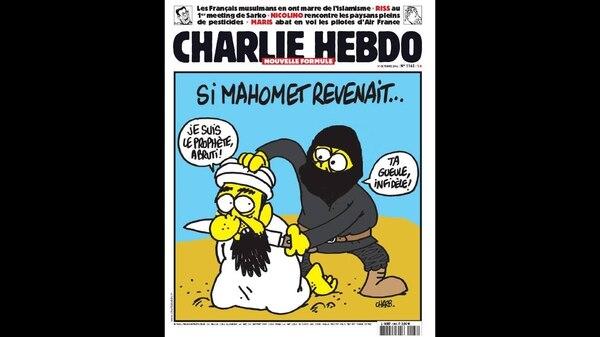 Las caricaturas de Mahoma que enfurecieron a los musulmanes - Infobae