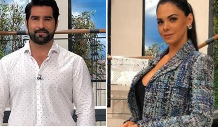"""Arturo Carmona y Livia Brito, programa """"Hoy"""""""