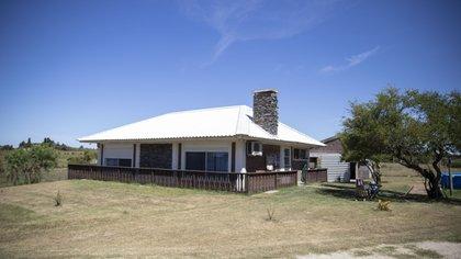 Su casa en Uruguay. Lihue Althabe
