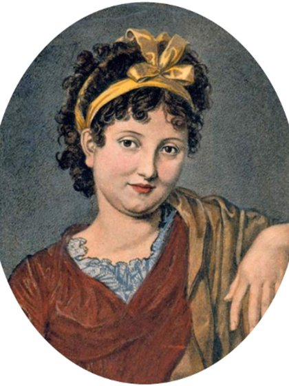 Volpius, su esposa