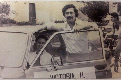 Pablo Escobar, cabecilla del cartel de Medellín. (Victoria Eugenia Henao – Editorial Planeta)