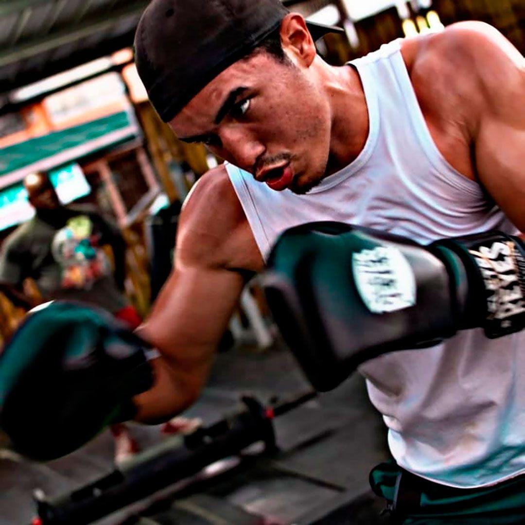 Eldric Sella - boxeador refugiado JJOO