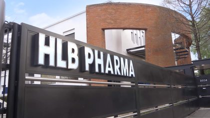 HLB Pharma laboratory headquarters