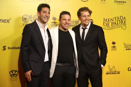 Moisés Chiver, Mark Alazraki, Gaz Alazraki