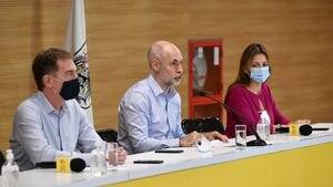 Incertidumbre: Rodríguez Larreta analiza qué postura adoptará ante el fallo que ordenó suspender las clases presenciales
