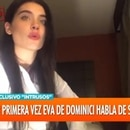 El video de Eva de Dominici relatando su denuncia de abuso