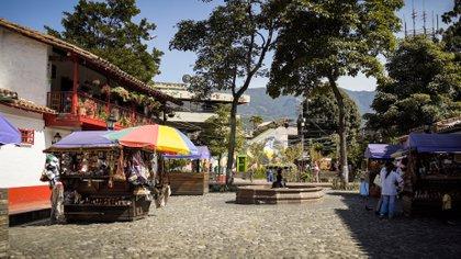 19/10/2020 Imagen de Medellín (Colombia) ESPAÑA EUROPA MADRID ECONOMIA PROCOLOMBIA