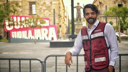 Antonio Attolini conminó a sacar al PAN de Torreón (Foto: Cortesía)