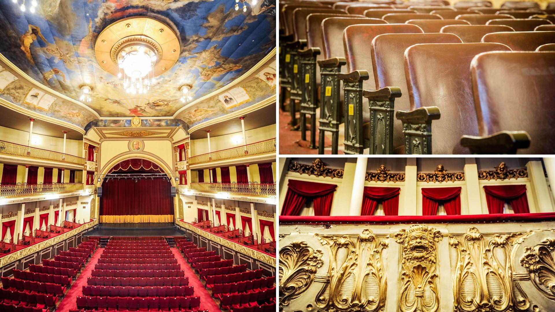 Teatros de la Provincia de Buenos Aires