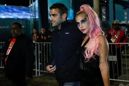 El armado del especial contó la participación de Lady Gaga (REUTERS/Marco Bello)