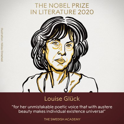 Premio Nobel de Literatura 2020 (@NobelPrize)