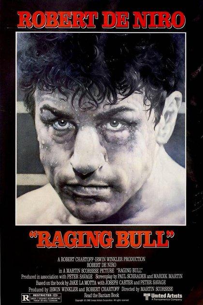 "El título original fue ""Ranging bull"". En el rodaje, De Niro le rompió una costilla a Joe Pesci de una trompada"
