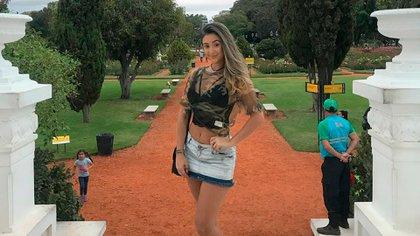 La familia de Ana en Brasil se enteró de su muerte por las amigas de la joven.