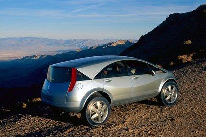 Hoy en Koleos se sigue vendiendo aunque ya no mantiene nada de este prototipo (Renault)