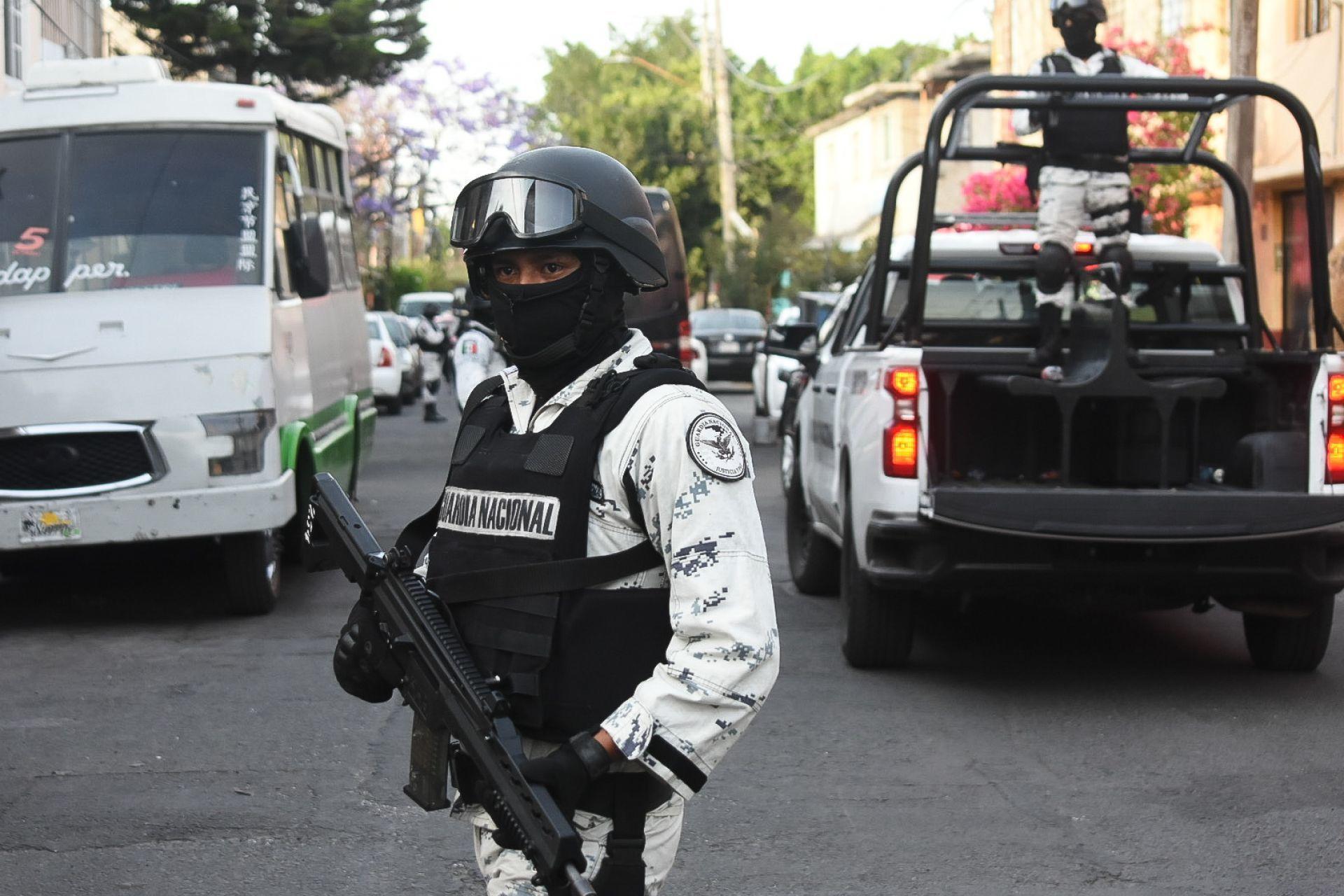 decomisos operativos Ciudad de México (Foto: Cuartoscuro)