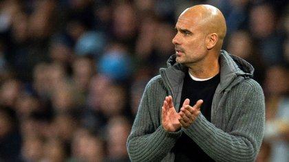 Josep Guardiola se prepara para una nueva temporada con el Manchester City (EFE)