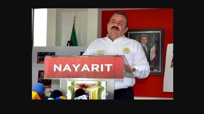 Edgar Veytia fue detenido en 2017 cuando cruzaba de Tijuana a San Diego  Foto: (Fiscalía Nayarit Archivo)