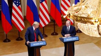 Es la primera cumbre entre ambos mandatarios (Reuters)
